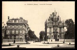 EPERNAY (Marne) - Avenue De Champagne - Epernay