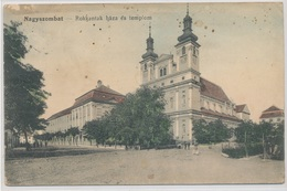 Nagyszombat - House Of Disabled And The Church - Eslovaquia