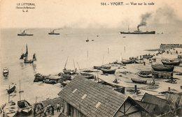 Yport -    Vue  Sur  La  Rade. - Yport