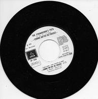 """The Strawberrie's Pots 45t. SP  PROMO B.O. FILM """"comme Un Pot De Fraises"""" - Soundtracks, Film Music"""
