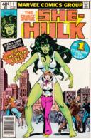 She-Hulk Vol. 1 No. 1 February 1980 The She-Hulk Lives - Marvel