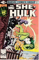 She-Hulk Vol. 1 No. 3 April 1980 - Marvel