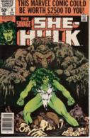 She-Hulk Vol. 1 No. 8 September 1980 Among The Ogres! - Marvel