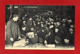 U6// 75  Les Marchés De PARIS  Vente De Volailles à La Criée ( Halles Centrales) /  REPRO De CPA Neuve  Lire Description - Straßenhandel Und Kleingewerbe
