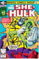 She-Hulk Vol. 1 No. 16 May 1981 The Zapping Of The She-Hulk - Marvel