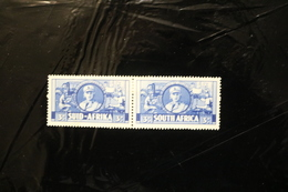 """South Africa 85 Pair Women""""s Services Hinged 1941-43 A04s - Blocchi & Foglietti"""