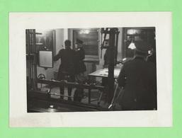 Duce Mussolini Foto Privata In Interno Gerarchi - Célébrités