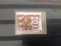 Ghana - 50 Jaar Chocolade Producten (4.000) 2008 - Ghana (1957-...)