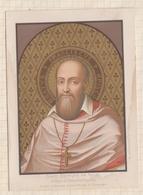 8AK2342 Image Religieuse Pieuse SAINT FRANCOIS DE SALES Portrait Authentique D'après Philippe De Champaigne - Images Religieuses