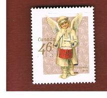 CANADA   -  SG 1949  -  1999 CHRISTMAS: ANGEL WITH DRUM  -      USED - 1952-.... Reign Of Elizabeth II