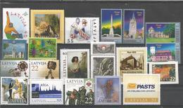 LV 2006 LOT OF LETONIA, 1 X 20v, MNH - Sammlungen (ohne Album)