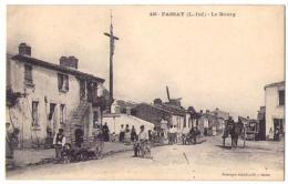 191, (Loire Atlantique) Passay, Vasselier 416, Voiture Attelage De Chien - France