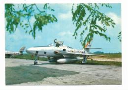 AEREONAUTICA ITALIANA - REPUBLIC 84 F THUNDERFLASH - NV FG - 1946-....: Era Moderna