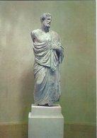 The Statue Of Hippocrates.  Cos Greece. # 07946 - Sculpturen