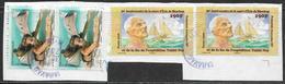 Polynésie Française Sur Fragment, Joli Oblitérations De Taravao, USED - Polynésie Française