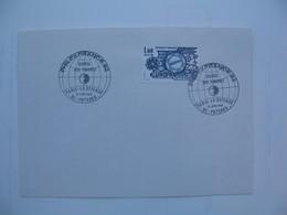 Enveloppe   1992  PhilexFrance Bourse Aux Timbres Paris La Defense - France