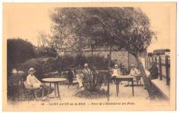 535, (Côtes D'Armor) Saint St Jacut De La Mer, Brillot 36, Parc De L'Hostellerie Des Flots - Saint-Jacut-de-la-Mer