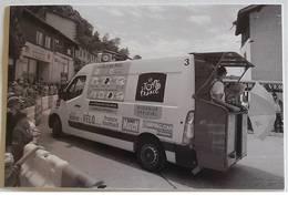 """Carte Postale Caravane Publicitaire TDF 2018 - """" Kiosque Officiel """" - Pont En Royans - Cycling"""