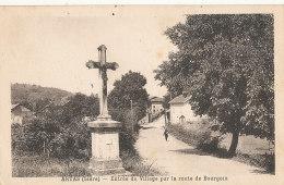 38 // ARTAS   Entrée Du Village Par La Route De Bourgoin - Other Municipalities