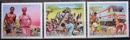 BURKINA FASO                N° 690/692                 NEUF** - Burkina Faso (1984-...)