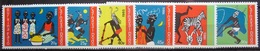 BURKINA FASO                N° 670/675                 NEUF** - Burkina Faso (1984-...)