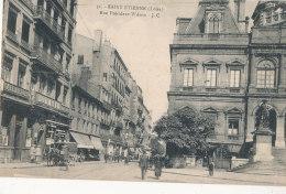42 // SAINT ETIENNE   Rue Président Wilson - Saint Etienne