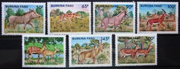 BURKINA FASO                N° 710/716                 NEUF** - Burkina Faso (1984-...)