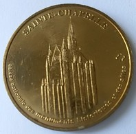 Médaille - Monnaie De Paris - SAINTE-CHAPELLE - 2004 - - Monnaie De Paris