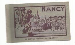 Cp, 54 , NANCY , Ed. D'Art Roeder , CARNET DE 12 CARTES POSTALES - Nancy