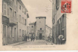 43 // MONISTROL SUR LOIRE    Faubourg Carnot, Ancienne Entrée De La Ville - Monistrol Sur Loire