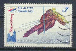 °°° AUSTRIA 2000 - Y&T N°2167 °°° - 1945-.... 2a Repubblica