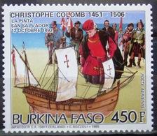 BURKINA FASO                 PA 320                 NEUF** - Burkina Faso (1984-...)