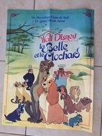 Petite Affiche  53 X 40 Cm Walt Disney  La Belle Et Le Clochard ( Technicolor Cinémascope ) - Posters