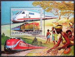 BURKINA FASO                 B.F 33                 NEUF** - Burkina Faso (1984-...)