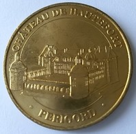 Médaille - Monnaie De Paris - Château De Hautefort - PERIGORD - Non Datée - - Non-datés