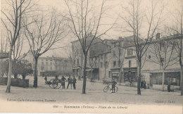 26 // ROMANS    Place De La Liberté  600 Edit Carle - Romans Sur Isere