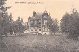 Beauvechain.- Château De M. Streel -      état Voir Scan. - Bevekom