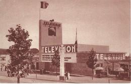 Bruxelles - Exposition Universelle 1935 - Palais De La Télévision - Expositions Universelles