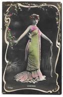 CPA.        ROBINNE....ART NOUVEAU...REUTLINGER....TBE..1906..VOIR SCAN - Women