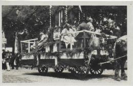 AK 0012  Wien - X. Deutsches Bundes Sängerfest / Festzug Um 1928 - Vienna Center