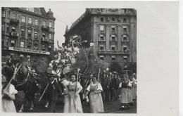 AK 0012  Wien - X. Deutsches Bundes Sängerfest / Festzug Um 1928 - Wien Mitte