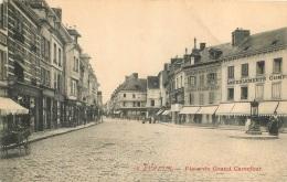 EVREUX  LA PLACE DU GRAND CARREFOUR - Evreux