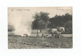 La Panne - Au Village.  Aux Champs - Labours (1911). - De Panne