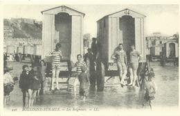 62 Boulogne Sur Mer Les Baigneurs - Boulogne Sur Mer