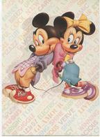 MICKEY  ET MINNIE - Disneyland
