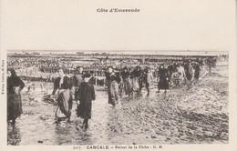 35 - CANCALE  - Retour De La Pêche - Cancale