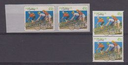Australia 1989 Cycling 2x2v ** Mnh(40202) - 1980-89 Elizabeth II