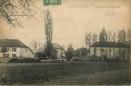 01 Saint Benoit  Quartier De Léglise - Autres Communes