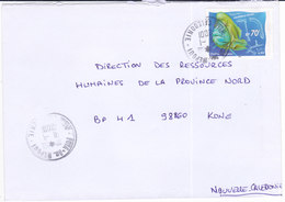 Nouvelle Calédonie, Lettre De POYA Annexe MEPOUI, 2001 ( NC2) - Briefe U. Dokumente