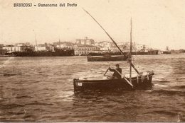 Brindisi - Panorama Dal Porto - - Brindisi